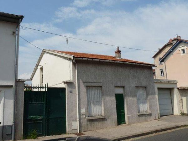 Casa vieja para demoler